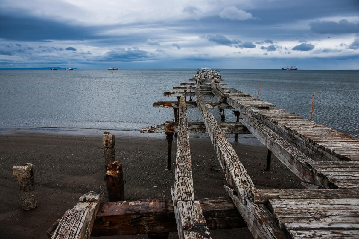 annuaire photographes suisse romande, Punta Arenas, Chili - http://www.pierik.ch - Pierik de Neuchâtel