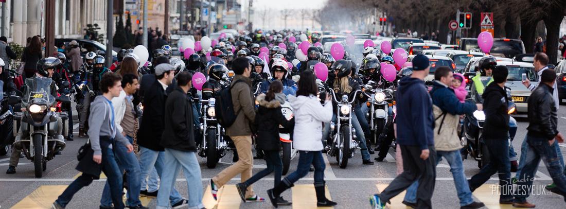 annuaire photographes suisse romande, Journée toutes en moto à Genève le 10 mars 2013 - www.pourlesyeux.ch - Pourlesyeux de Genève