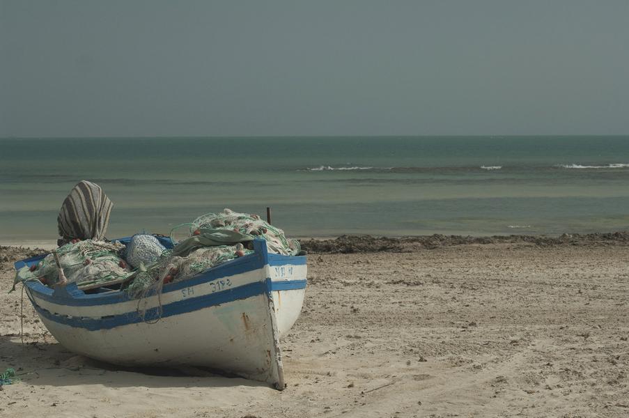 annuaire photographes suisse romande, Plage de Djerba Tunisie - http://www.photos-jean-francois.ch - Jifo de lutry