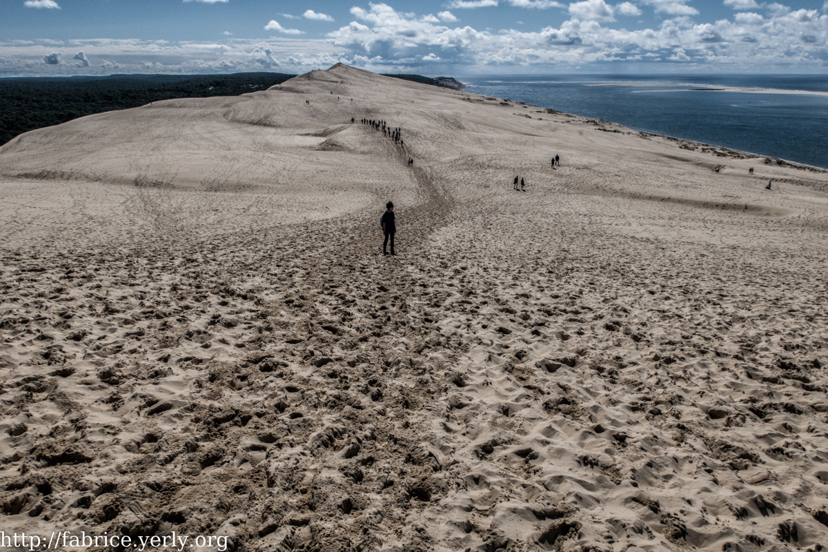 annuaire photographes suisse romande, Dune du Pilat - France - 2017 - http://fabrice.yerly.org - ByFabriceYerly de Montreux