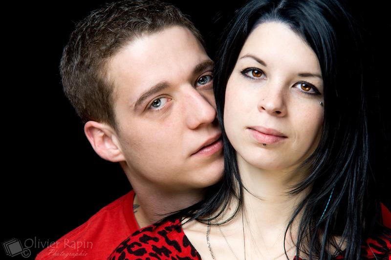 annuaire photographes suisse romande, Mireille & Matthias shooting portrait - http://olivierrapin.olitan.ch - Olivier Rapin de Payerne