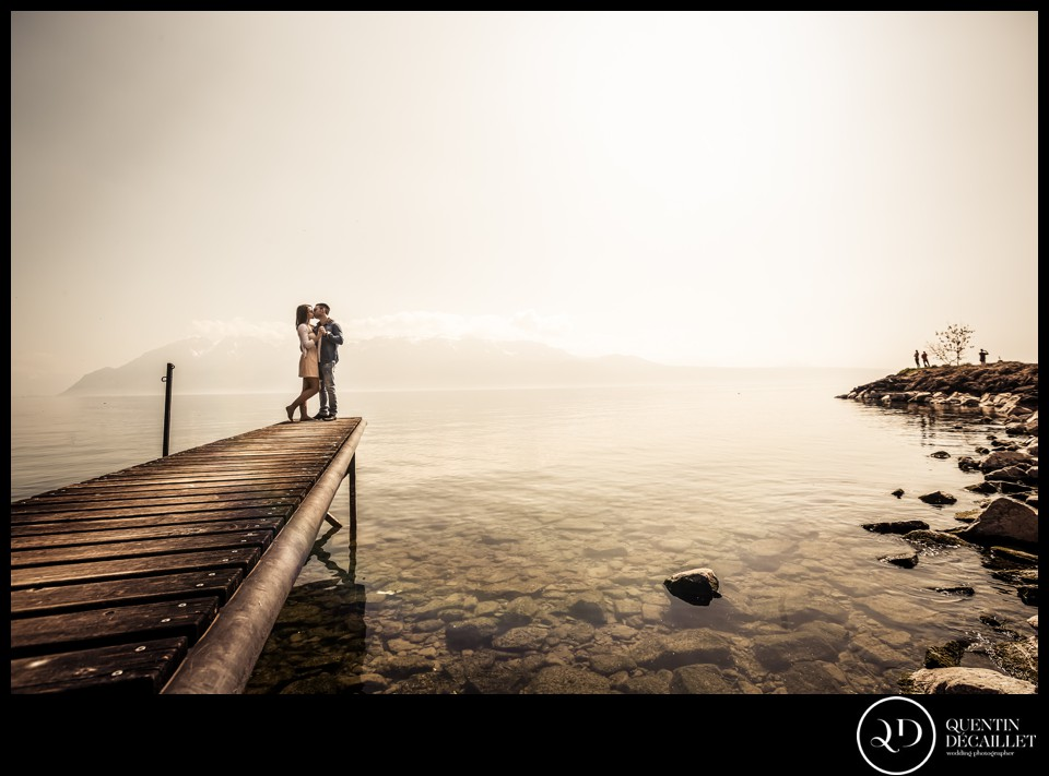 annuaire photographes suisse romande, Shooting couple - Amandine -&- Bekim - Lavaux - http://www.quentindecaillet.com - Q* Décaillet de Sion