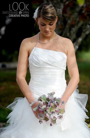 annuaire photographes suisse romande, La belle mariée - http://www.soniavillegas.com - Svillegas de Bulle