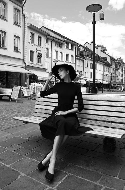 annuaire photographes suisse romande, Anna in Town - http://www.magiceye.ch - Magiceye de Ballens