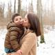 Séance photos de famille hivernale en extérieur - nathaliefontana de Genève. Annuaire photographe
