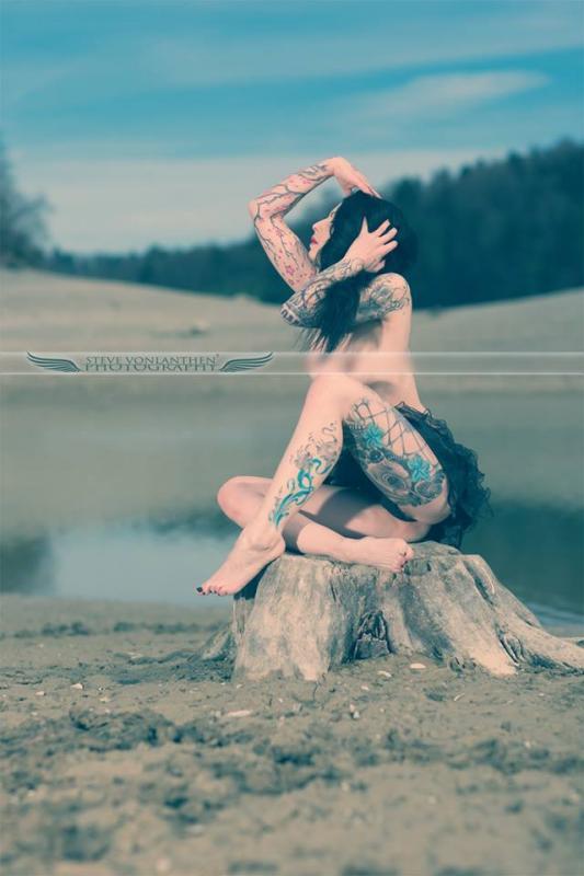 Nemesis : paysage et nudité, ns: Steve Vonlanthen Photography, annuaire photo modele