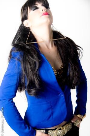 Valerie : Blue style, ns:Jonathan Mourelle, annuaire photo modele