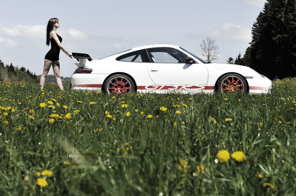 Mas Jersey :  Porshe GT3 RS, ns:Jerome Bouquet, annuaire photo modele