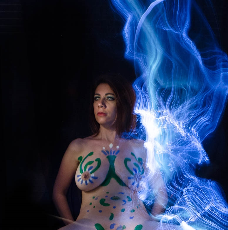 blueyes :  , ns:LightPainting, annuaire photo modele