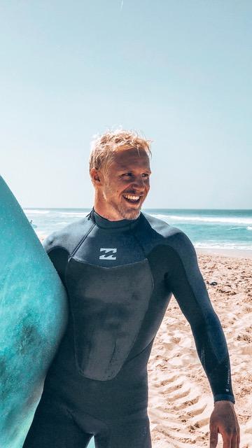 Arnaud :  SURF, ns:Brieuc Marchal, annuaire photo modele